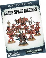 acceder a la fiche du jeu START COLLECTING! CHAOS SPACE MARINES