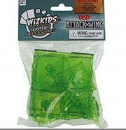 acceder a la fiche du jeu Attack Wing: Dungeons & Dragons Wave Bases Set - GREEN