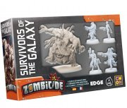 acceder a la fiche du jeu Zombicide Invader : Survivors of the Galaxy (Ext)